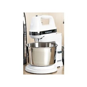 Cuisinart HSM-70 Stand Mixer & Hand Mixer, Power Advantage
