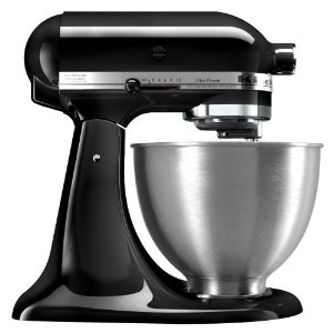 KitchenAid Ultra Power Stand Mixer - Onyx