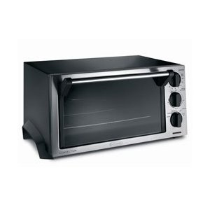 DeLonghi EO1270B 6-Slice Convection Toaster Oven