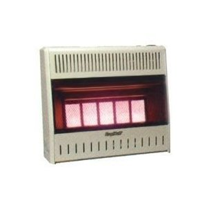 Kozy World KWN321 30,000-BTU Vent-Free Natural-Gas Infrared Wall Heater