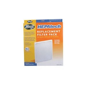 Hunter HEPAtech Air Purifier Replacement Filter, Model No : 30930 - 1ea (Fits Models 30200, 30250, 37255, 30375, 37375, 30380)