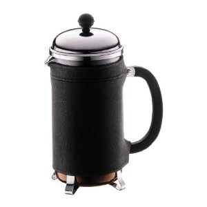 Bodum Nero Thermal Neoprene 8-Cup French Press Coffee Coat
