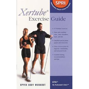 SPRI Xertube Exercise Guide