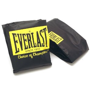 Everlast Deluxe EVA Sauna Suit (Medium/Large, Black)