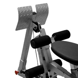 Powerline BSGLPX Leg Press for BSG10X Home Gym