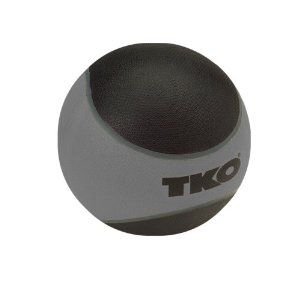 TKO 509RMB Rubberized Medicine Ball 15 lbs
