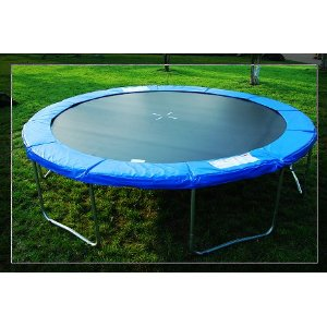 Aosom 14' Trampoline With Pad