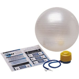 Stamina Crystal Edge 65cm Ball with Pump