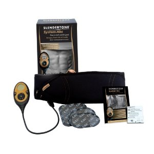 Slendertone Men's System Abs Toning Belt