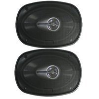 Kenwood KFC X690 - Car speaker - 66 Watt - 2-way - 6