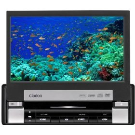 Clarion VRX585USB DVD receiver