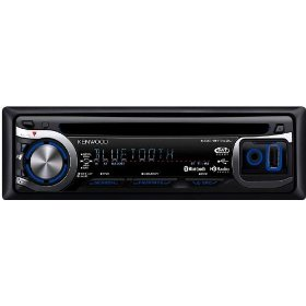 Kenwood KDC BT742U AM FM CD MP3 Player With Bluetooth