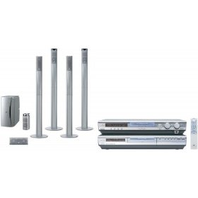 JVC QP-F70AL - Home theater system