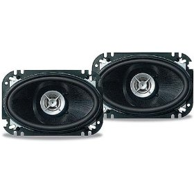 Jbl Gto6427 4x6 2-way Speakers