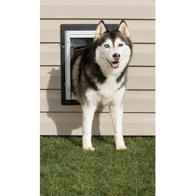 Pet Product PPA11-10917 Wall Entry Pet Door - Large