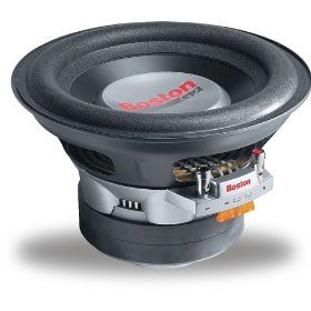 Boston Acoustics G2 G2104 - Car subwoofer driver - 300 Watt - 10