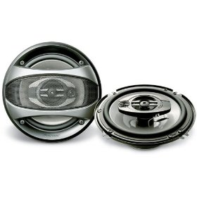 Pioneer TSA1673R 6.5-Inch 3-Way Speaker (Pair)