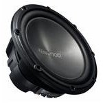 Kenwood KFC-W3012DVC 12-Inch 1400 Watt Max Power Dual Voice Coil Subwoofer