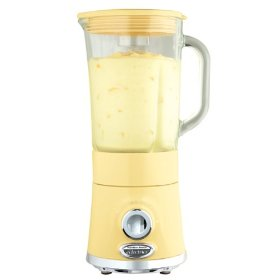 Hamilton Beach Eclectrics 50111 All-Metal 500-Watt Countertop Blender