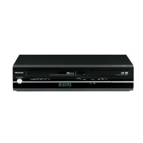 Toshiba DVR660 1080p Upconverting VHS DVD Recorder with Built-in Tuner