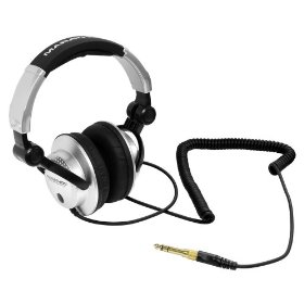 Marathon Djh-1100 Professional High Performance Stereo Dj Headphones
