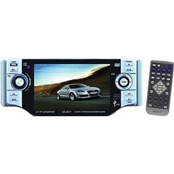 Legacy LD47MU 4.7-Inch TFT Monitor AM/FM Radio CD/VCD/MP3/DVD Player USB Port with Detachable Face