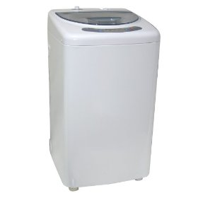 Haier hlp21e steel washer  6lbs 3cyc 3level