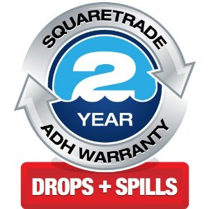 SquareTrade 2-Year MP3 Warranty Plus Accident Protection (MP3 Players 175-200)