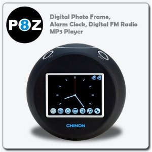 Digital Photo Frame and MP3 Player