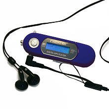 Nextar 2 GB MP3 Player (Blue)