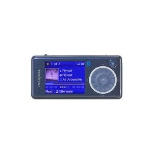 Insignia Sport with Bluetooth NS-4V17B MP3 Player