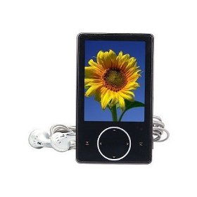 2GB 2.4'' TFT New Portable MP3/MP4/FM Radio/Recorder