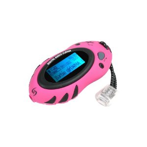 Sylvania 1 GB Sport Style MP3 Player with Rubber Finish