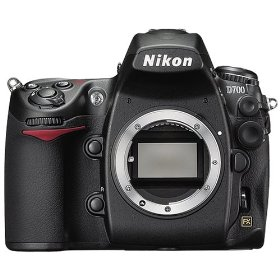 Nikon D700 12.1MP Digital SLR Camera (Body Only)
