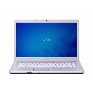 Sony VAIO VGN-NW330F/P 15.5-Inch Laptop (Pink)