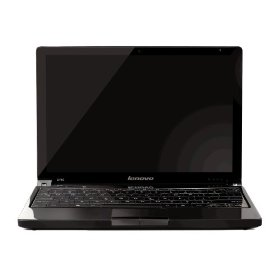 Lenovo IdeaPad U110 11.1-Inch (1.6 GHz Intel Core 2 Duo L7500 Processor, 3 GB RAM, 120 GB Hard Drive, Vista Premium) Black