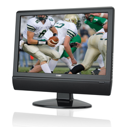 Coby tftv1524 tv lcd 15inch atsc ntsc with hdmi