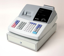 Sharp xea203 cash register therm print graphic creation rcpt