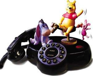 Tm 026100 pooh and friends phone animated