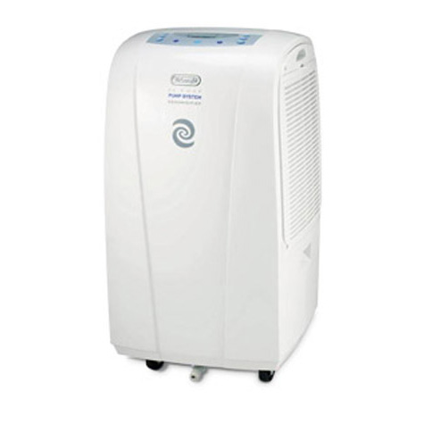 Delonghi de650p dehumidifier 65pint energy star