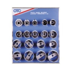 OTC 9852 Bearing Locknut Socket Display