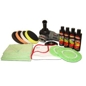 Sonus SFX Ultimate Detailing Machine XP by Porter Cable Car Polisher Kit