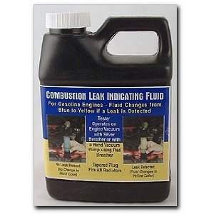 Combustion Leak Detector Fluid