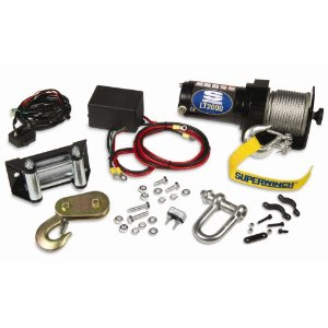 Superwinch 1120210 ATV LT2000 Series Winch