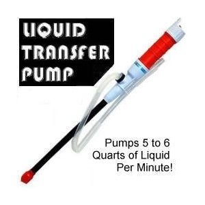 Upump (Upil-509) Battery Liquid Transfer Pump