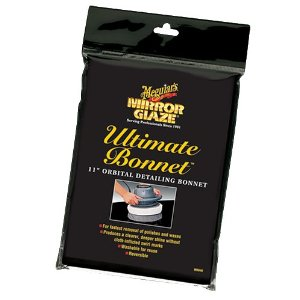 Meguiar's M9940 11-Inch Ultimate Bonnet