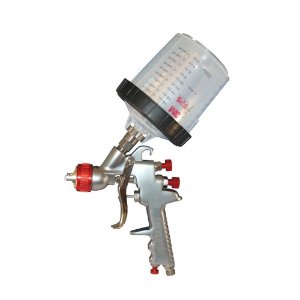 ATD Tools 16918 1.8 mm Leonardo HVLP Gravity Spray Gun with PPS Cup System