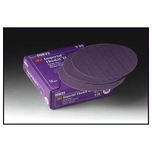 3M Automotive (3M 843) Imperial Hookit II Disc 00843, 8