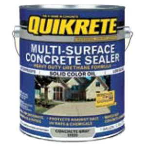 Quikrete� Multi-Surface Concrete Sealer (Gallon)