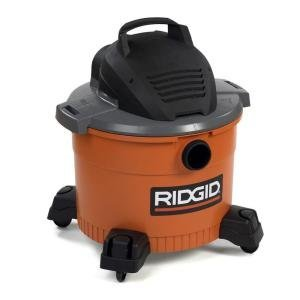 Ridgid 9-Gallon Wet Dry Vacuum